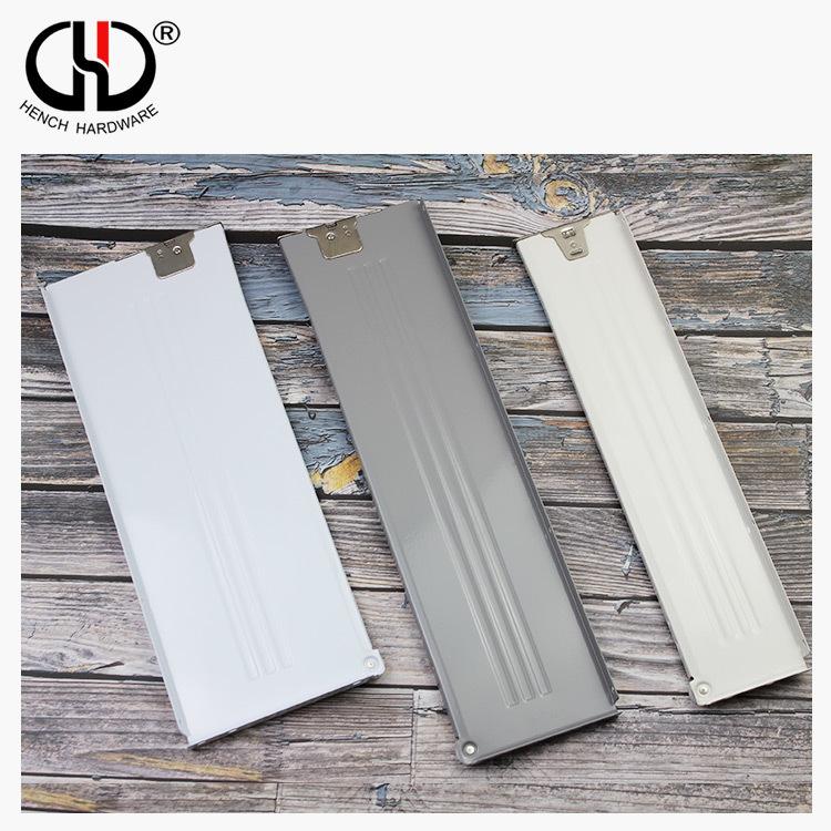 Drawer guides metal box drawer slide rail