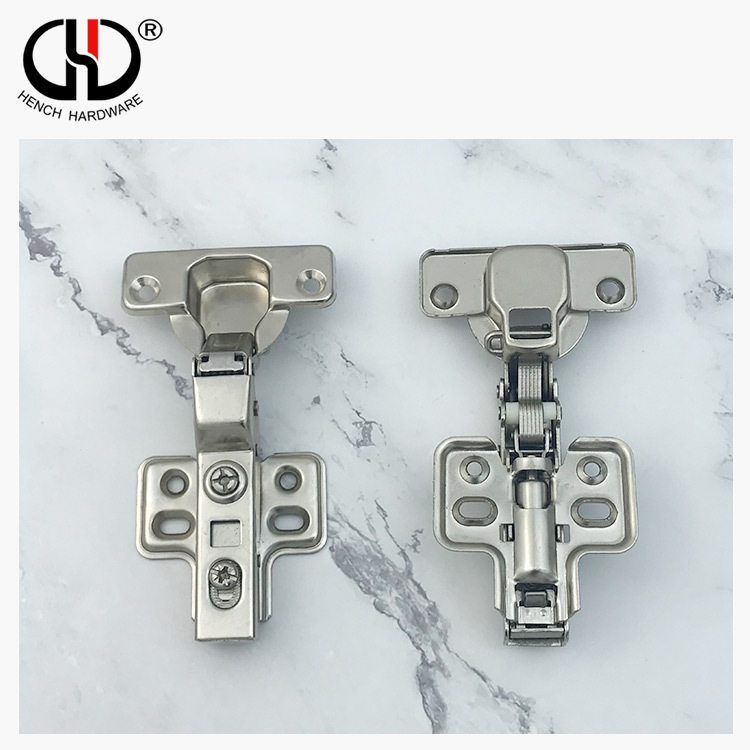 Clip-on soft closing type furniture hinge for cabinet