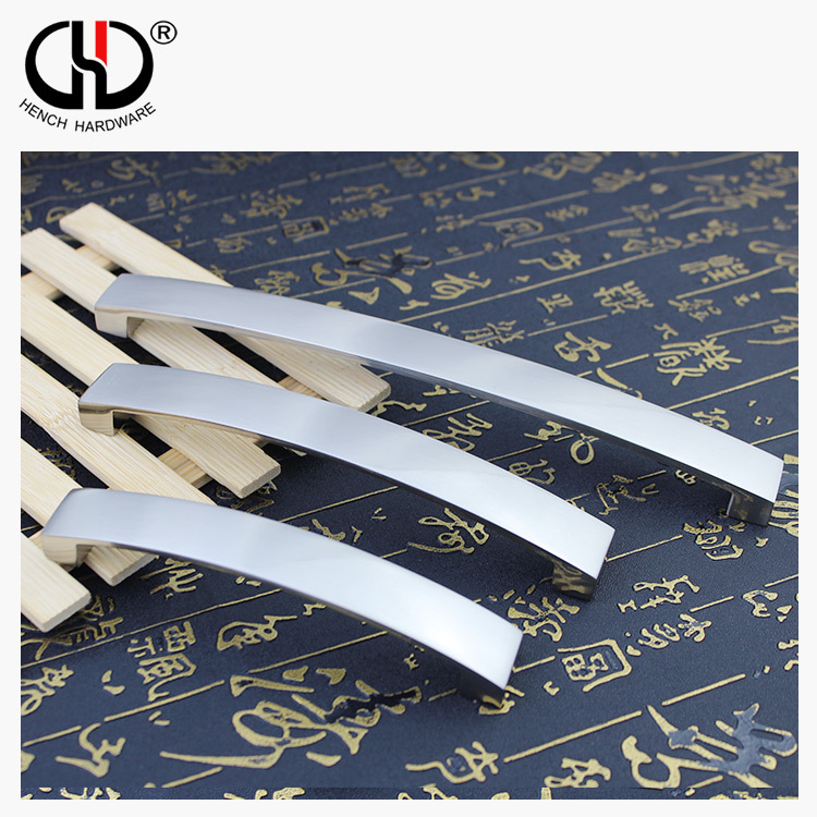 Hot Selling Aluminum Material Kitchen Drawer Handles