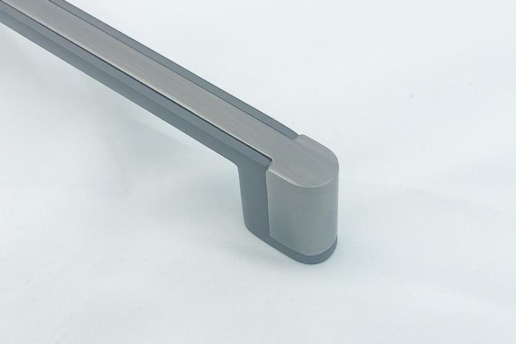 Zinc alloy handle