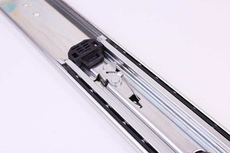 Heavy slide rail