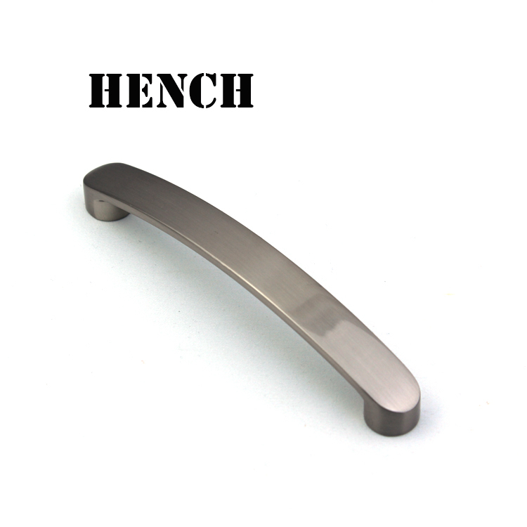 High quality simple style aluminum kitchen cabinet door handles