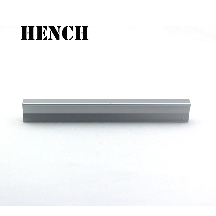 Furniture hardware aluminum profile kitchen cabinet handles