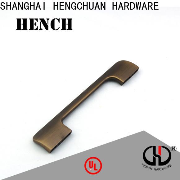 Hench Hardware aluminium window handles customized for furnitures