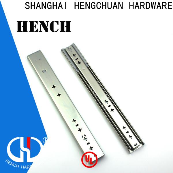 Hench Hardware 76mm width of Heavy Duty Drawer Slide supplier for kitchen cabinet