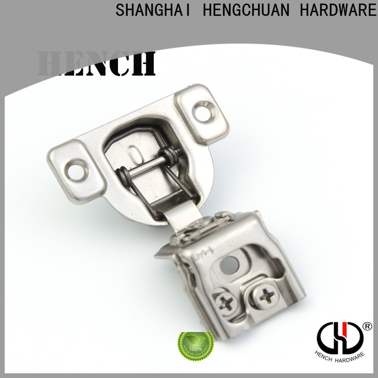 Hench Hardware kitchen cabinet hinges with good price for cabinet door closed