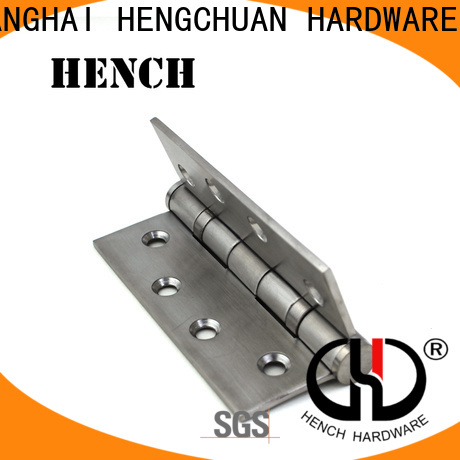 Hench Hardware soft closing black door hinges Suppliers for kitchen cabinet