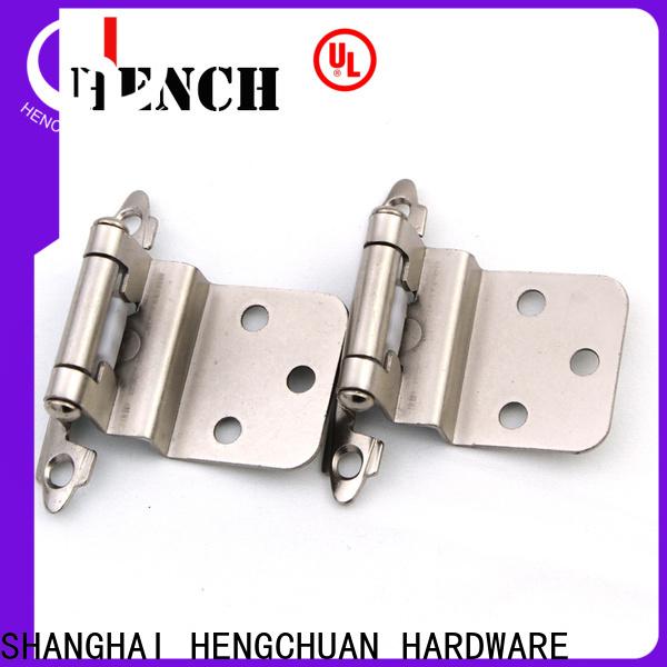 Hench Hardware modern style swing door hinges design for furniture