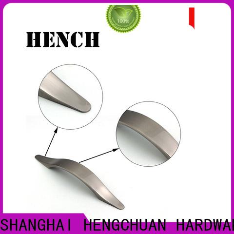 Hench Hardware aluminium pull handle supplier for kitchen cabinet