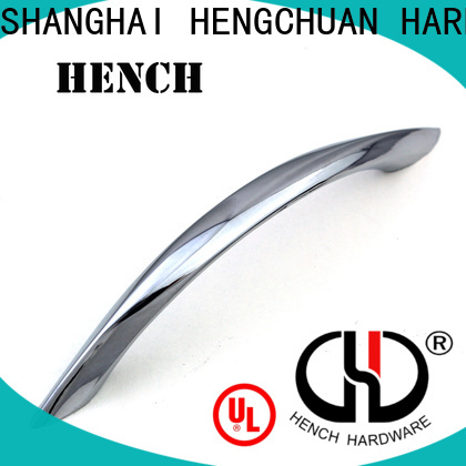 Hench Hardware high quality zinc furniture handle with good price for kitchen cabinet