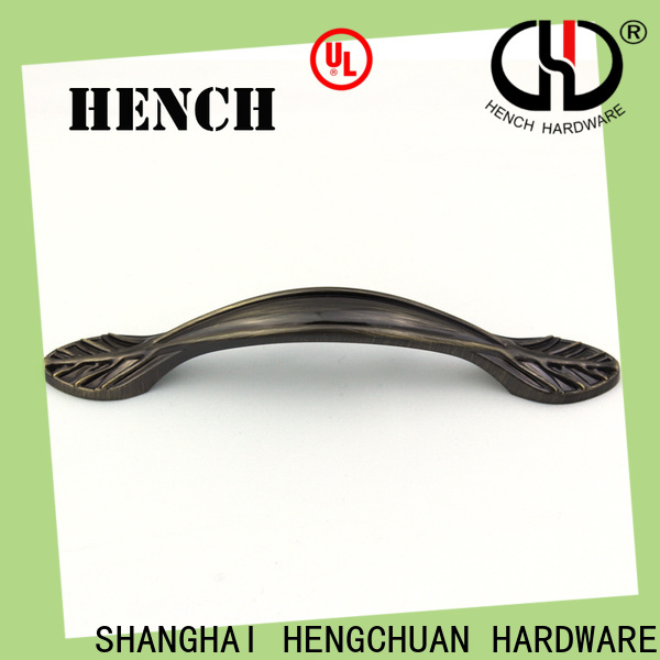 Hench Hardware modern style Zinc alloy handle with good price for kitchen cabinet