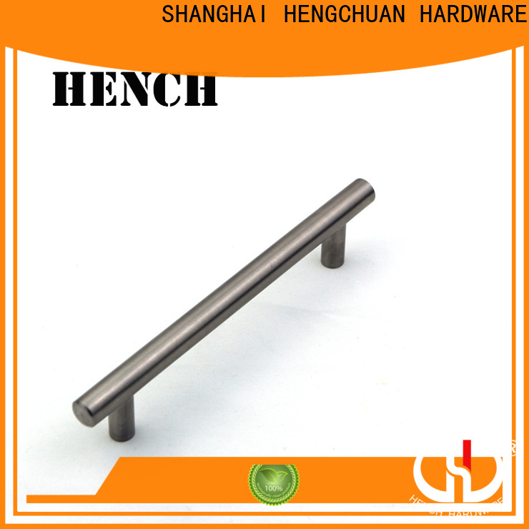 Hench Hardware popluar wrought iron pull handles supplier for sale