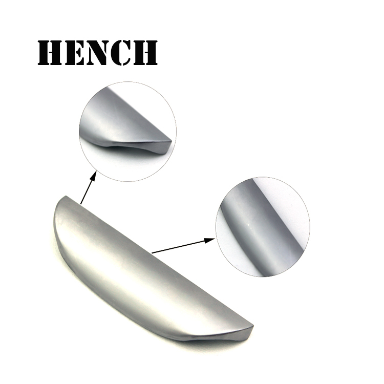 Good quality cabinet accessories furniture dresser drawer zinc alloy shell cup pull handle