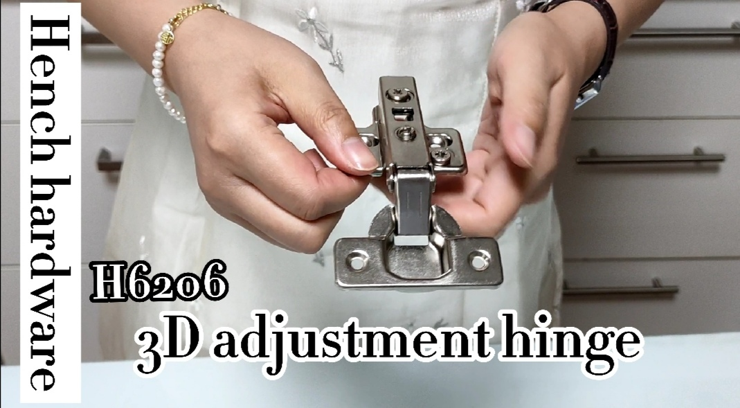 3D function two way hinge