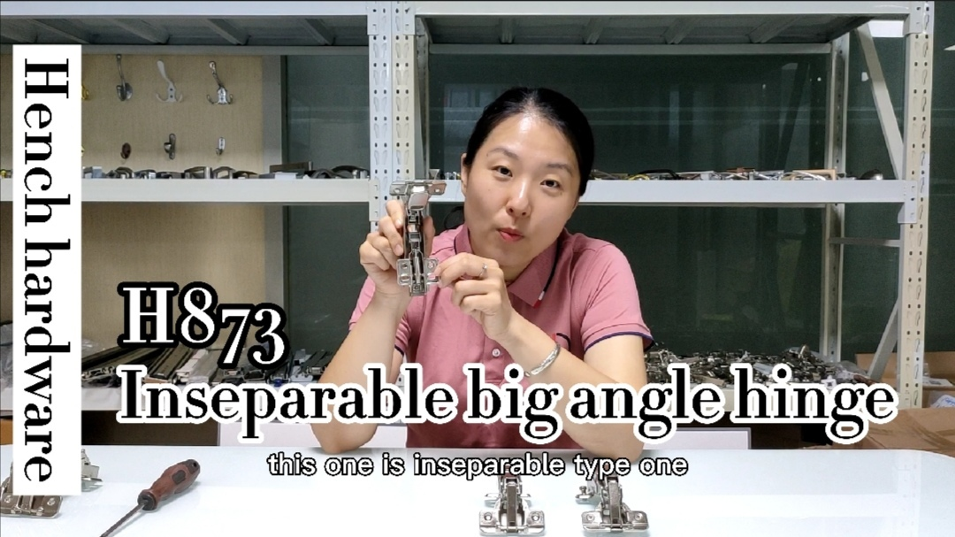 Inseparable165 degree type soft closing furniture cabinet hinges