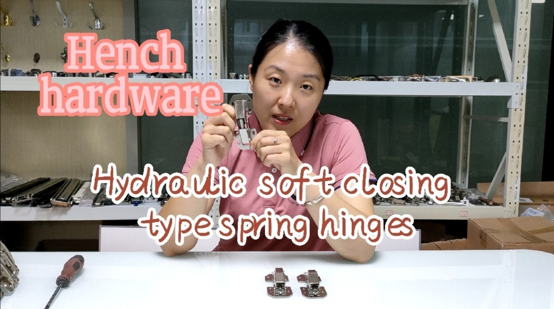 Good quality soft closing type hinge for door or cabinet
